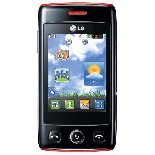"""LG T300 Cookie Lite für 29,95 € - kompaktes & einfaches 2,4""""-Touchscreenhandy"""