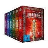 Highlander - Package 1-6 (Limitierte SonderEdition) [Limited Edition] [45 DVDs]