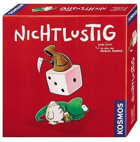 """Gesellschaftsspiel """"Nicht Lustig"""" für 5,99€ (Prime) bzw 8,99€ (No-Prime) @ Amazon.de"""