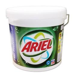 Großer Eimer (12,64kg = 158WL) Ariel Waschpulver => ab 0,17€/WL