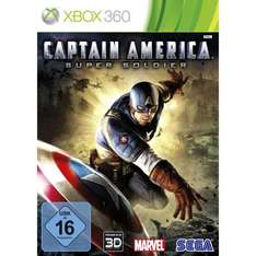 [Saturn Dortmund Eving] Captain America Super Soldier Xbox 360 für 10€