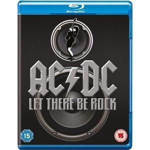 [play.com] Blu-Ray AC/DC - Let there be Rock  für 8,58 € inkl. VSK (deutsche Untertitel vorhanden)