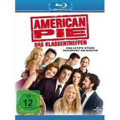 American Pie - Das Klassentreffen [Blu-Ray/Amazon]