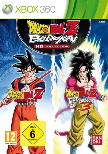 !XBOX 360  Dragonball Z : Budokai HD Collection für nur 5,80 EUR inkl. Versand!!! [aus DE]