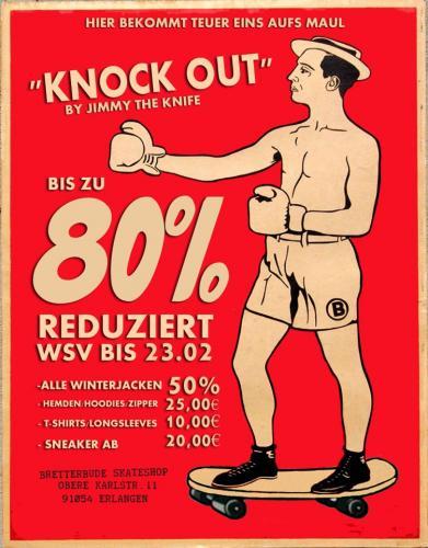 Regional Erlangen (91056) - WSV bis zu 80% auf Skater-Klamotten