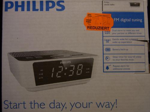 Philips AJ3115 (Radiowecker)