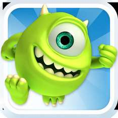 Monsters, Inc. Run (iOS) Kostenlos