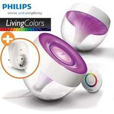 Philips LivingColors Iris Clear + LivingWhites Adapter