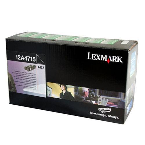 Original Lexmark Toner X422 ( 12A4715 ) für nur 35,- EUR inkl. Versand!