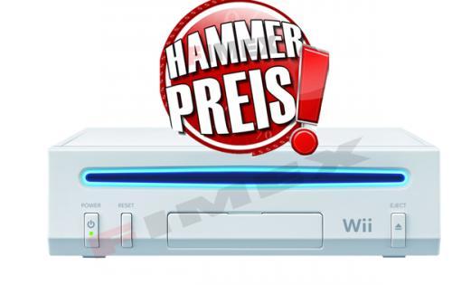 Nintendo Wii in weiß für nur 54,99 EUR inkl. Versand! [Konsole]