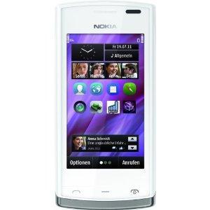 Nokia 500 white-silver @ Getgoods unter 90 € - Versandkostenfrei