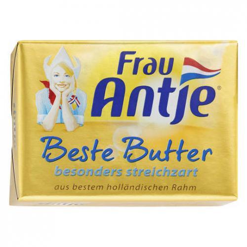 (Metro Bundesweit) Samstags Preisknüller Frau Antje Butter