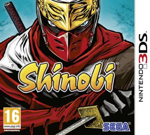 Nintendo 3DS - Shinobi für €6,25 [@TheHut.com]