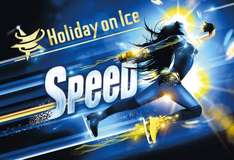 [Preisupdate] HOLIDAY ON ICE 2 Tickets für 41,90 [Berlin]