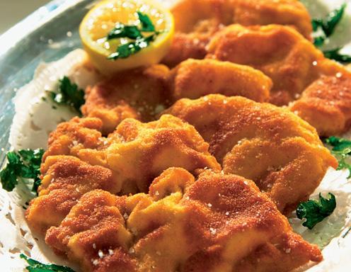 Schnitzel Buffet All you can eat mit Beilagen und Saucen für 7,50 € LOKAL Minden