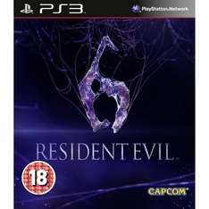 Resident Evil 6 (PS3) [UK Import] - Amazon