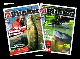 Blinker Angelzeitschrift 2 Monate Kostenlos