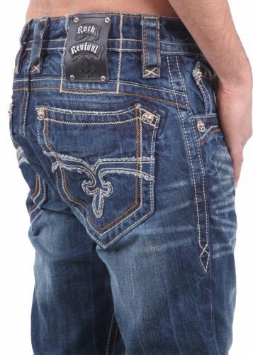 Rock Revival Jeans  für 99,90€ statt 229€  in allen Größen - Versandkostenfrei