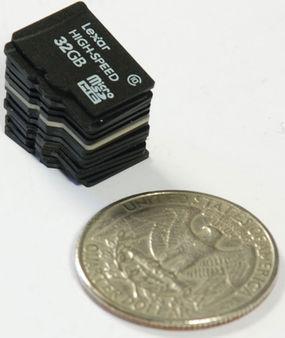 2 x microSDHC - Kartenset Transcend 32GB und 16GB für zusammen 29,85€ bei voelkner.de