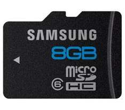 Ebay : Samsung microSDHC-Karte Essential 8GB Class 6 für nur 5,60€