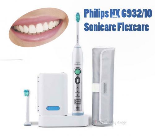 Philips HX6932/10 inkl. UV-Desinfektionsgerät / Ladegerät / Bürste