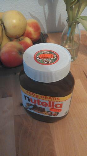 LOKAL KÖLN Nutella 880g