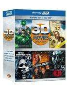 [BluRay] 3D Movies Collection (Real 3D + 2D) 5 Filme