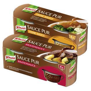 {OFFLINE} Knorr Sauce Pur bei Rewe für nur 1,11€!