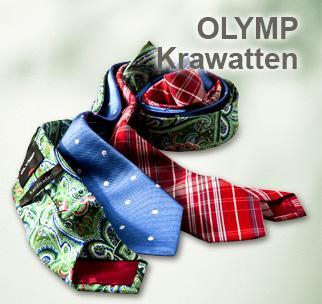 [Lokal Dortmund Thier Galerie] 2'er Krawatten Set von Olymp - evtl. alle Olymp Stores