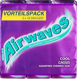 Kaufland Süden : Wrigley's Airwaves 3 Pack Dragees   für nur  1,29€ statt 1,69€