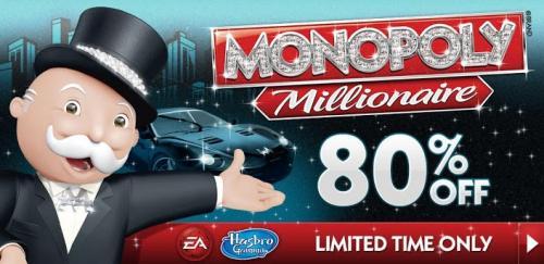 MONOPOLY Millionär für 0,90€ [Android]