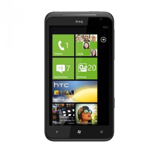 HTC Titan schwarz @ Zwitscher' Dir eins! bei telbay.de zu 199 Euro inkl. Versand