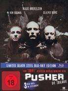 [CeDe] Pusher Trilogie für 17,99€  (Limited Black Steel Edition / Blu-ray)
