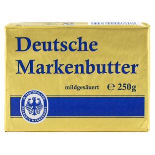 Deutsche Markenbutter bei real,- für 0,79€