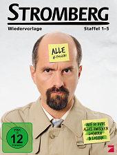 Stromberg Staffel 1 bis 5 alle 46 Folgen auf DVD bei Weltbild
