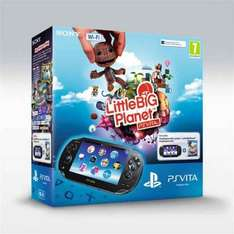 Playstation Vita LittlebigPlanet/Assassin's Creed+4GB Card wifi