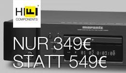 Marantz High-Class Universalplayer UD5007 für 349€ (statt 549€)