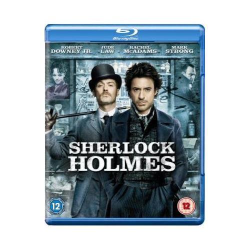 Blu-Ray - Sherlock Holmes für €5,49 [@Play.com]