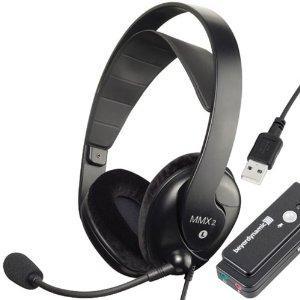 Beyerdynamic MMX 2 - Gutes günstiges Headset mit gutem Mikrofon