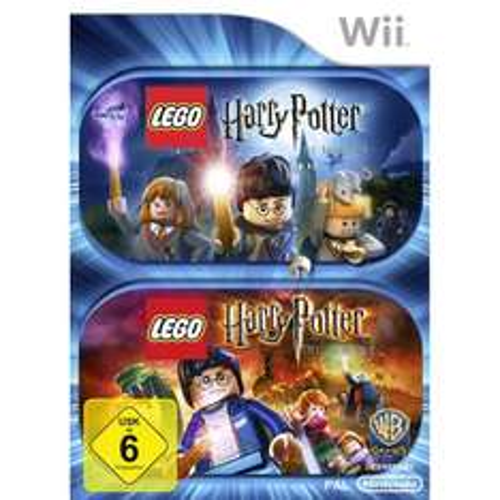 Amazon: Wii - Lego Harry Potter - Die Jahre 1-7 (Doppelpack)