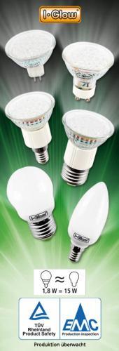 Norma LED Leuchtmittel
