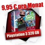Playstation 3 Little Big Planet 2 + Vodafone Vertrag nur 9,95€ monatlich