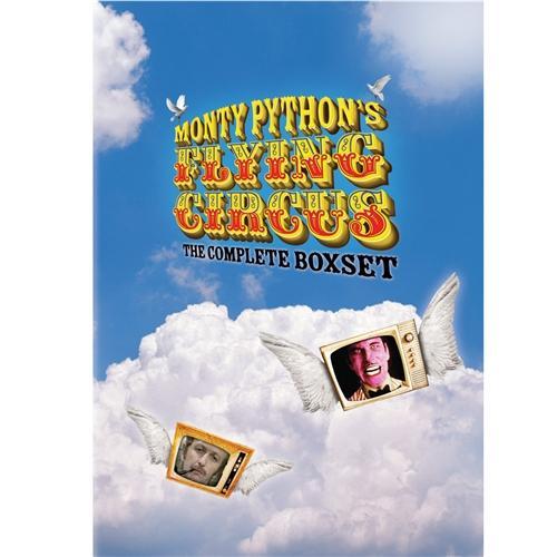 (UK) Monty Python's Flying Circus: Complete Series Box Set [8 x DVD] für 11.49€ @ play