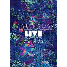 (UK) Coldplay - Live 2012 [Limited Edition] DVD+CD für 7.49€ @ play