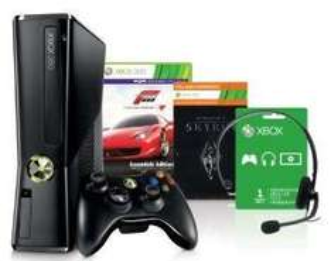 [WHD] Xbox 360 (250Gb) + Forza 4+ Skyrim für 156€