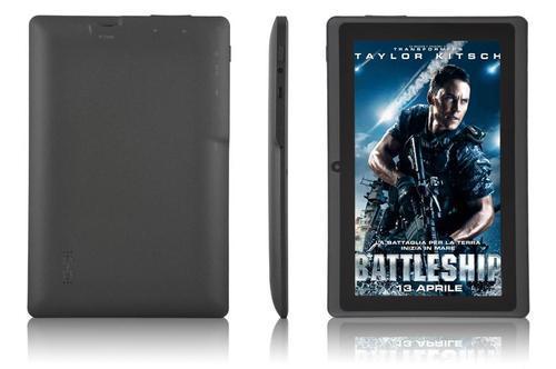 """""""Das Tablet"""" mit Android 4.0 ICS, 7Zoll, 1.5Ghz, WLAN, 4GB in Schwarz für nur 66,- EUR inkl. Versand!"""