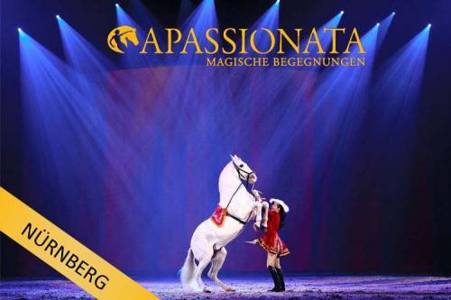 [Nürnberg] Tickets Apassionata (PK 2 & 3) am 3. März @charivari deals