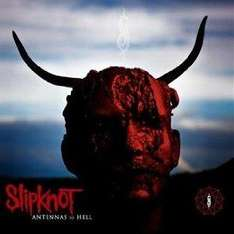 Slipknot Antennas to Hell (2 CDs + DVD) [Box-Set]