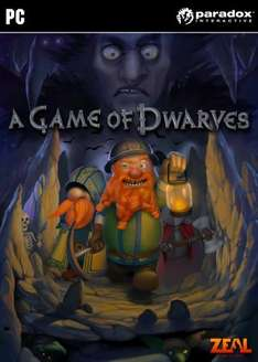 [STEAM] A game of Dwarves Key bei Amazon.com
