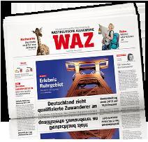 Regional(WAZ) für zwei Wochen gratis...kostenloses Prepaid Starterpaket (Wert: 4,95 € inkl. 3€ Startguthaben) erhalten.